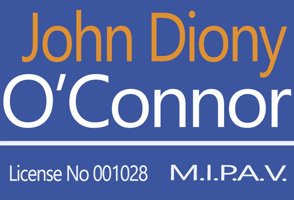 John Diony O' Connor