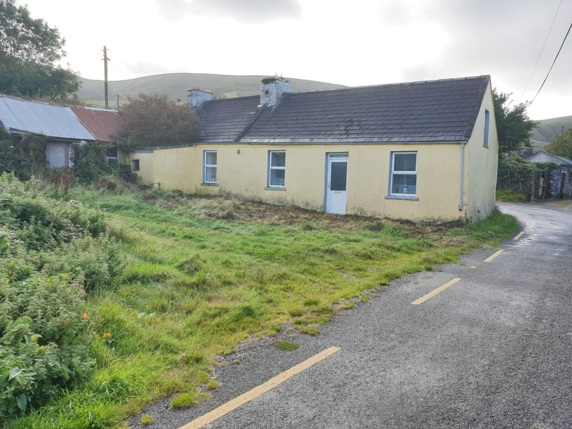 The Old House, Keelerih, Ventry