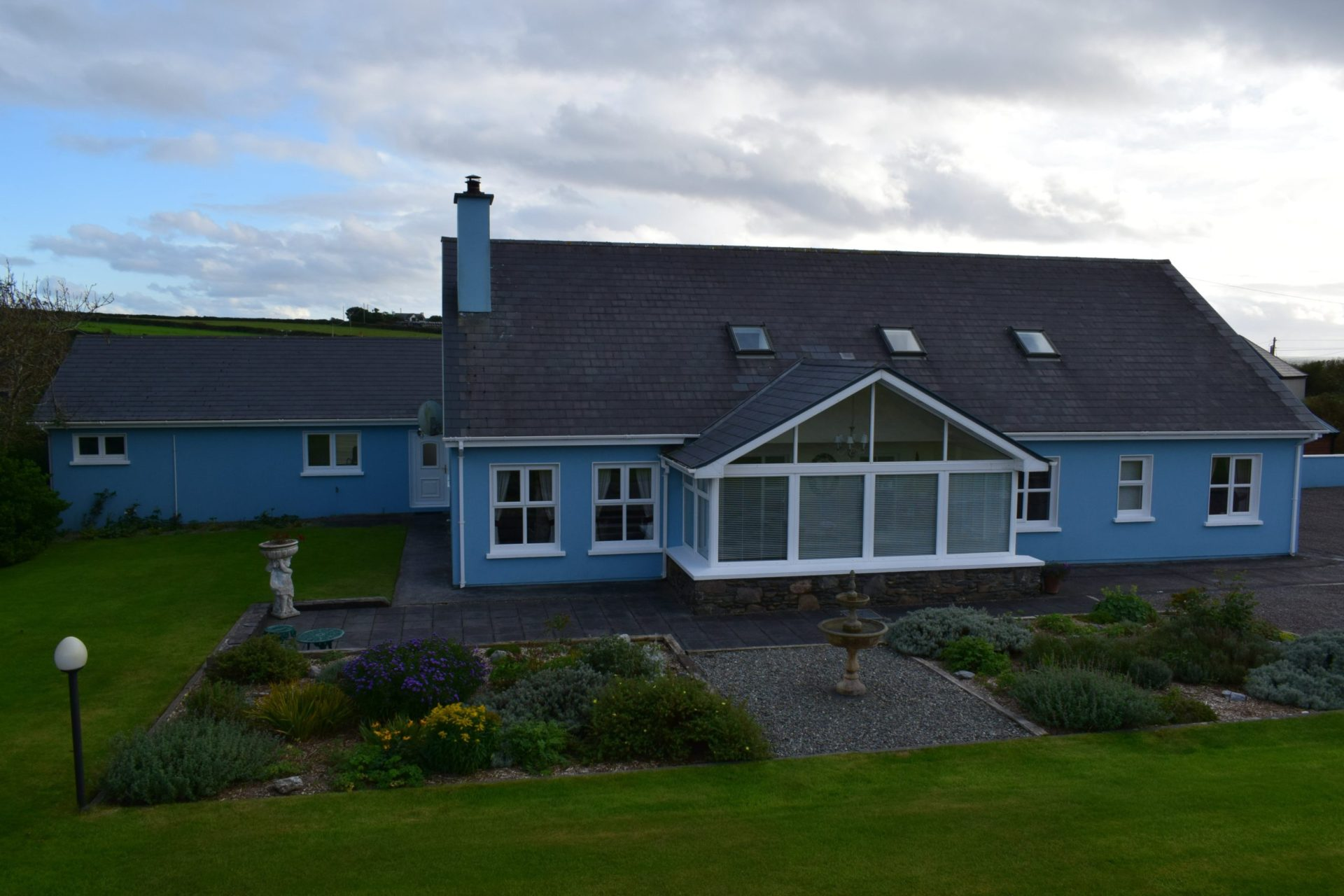 Blue Haven,Ballymore, Dingle